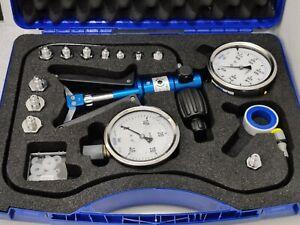 Sika 40 Bar/600 psi Hand Held Test Pump Type P40.2