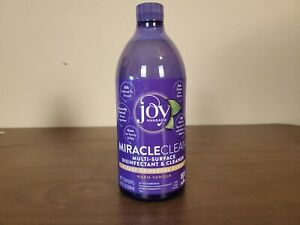 Joy Mangano Miracle Clean Multi-surface Cleaner 28 Ounce Discontinued NEW!