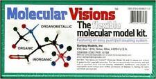 Molecular Visions (Organic, Inorganic, Organometallic) Molecular Model Kit #1 by