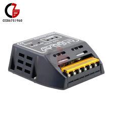20A Solar Panel Charge Controller 12V/24V Battery Regulator Overload Protection