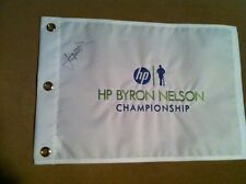Golf Flag Jordan Spieth Auto Signed Masters Us Open Ryder Cup Fedex British Open