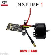 DJI Inspire 1 Drone WM610 Part 5 3510 350KV Brushless CCW Motor, ESC Components