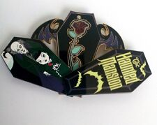 Disney Haunted Mansion Featured Artist We're Dying to Meet You Jumbo Pin Le