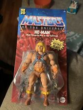 2020 Masters of the Universe MOTU Origins Walmart He-Man Battle Figure