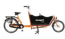 Bakfiets Downtown Plus 3 KinderTransportrad Lastenfahrrad 7 G Shimano Nexus oran