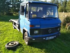 Mercedes Benz L 508 D Abschleppwagen OLDTIMER Diesel Transporter