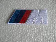 Aufnäher BMW-M3 Aufbügler Patch Autosport Motorsport Racing Motorcross Tuning GT