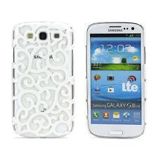 Protección, funda protectora, funda rígida, funda, para Samsung Galaxy s3 i9300 neo blanco patrón Z