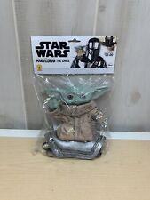 The Child Baby Yoda Star Wars Mandalorian Halloween Costume Prop Shoulder New