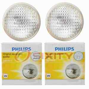 2 pc Philips H7614C1 Headlight Bulbs for 49731 Electrical Lighting Body bt