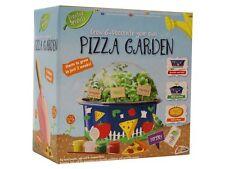 Childrens coltivare i propri condimenti della pizza Giardino Erbe Basilico Timo etc & Craft Kit