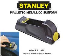 PIALLETTO METALLICO SURFORM STANLEYcod. 5-21-399 Legno Carrozzeria Imbianchino