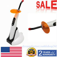 Dental Woodpecker Style Wireless Cordless LED Curing Light 5W Cure Unit Lamp USA