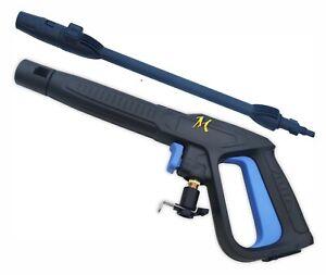 Complete Mac Allister Pressure Washer Fan Nozzle Lance & Gun