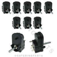 BOX OF 10 x GENUINE DUALIT TOASTER TIMERS MI7 RUN BACK MECHANICAL 4 MINUTE 2 3 4