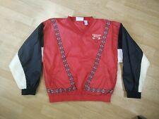 Vintage Men's Chicago Bulls Unique Sports Generation Windbreaker Jacket Large