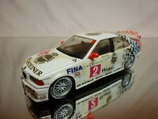 MINICHAMPS BMW 3 SERIES E36 - WARSTEINER - CECOTTO No 2 - 1:43 - GOOD CONDITION