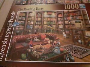 Ravensburger 1000 Piece Jigsaw  - The Reading Room