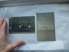 More details for ecole du notre dame eeklo  eecloo, belgium royalty message damaged postcards (2)