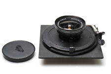 Schneider-Kreuznach Super-Angulon 65mm F5.6 +  Sinar MickyMouse Aperture Control