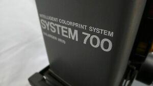 Vintage Photo Developing Darkroom Fuji Fujimoto VR70 ENLARGER Timer System 700