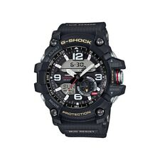 New Casio G-SHOCK MASTER OF G MUDMASTER Watch (GG-1000-1A) - Black