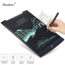 """12"""" Digital LCD Writing Tablet Pad Drawing Graphic Board Notepad Writer stylus"""