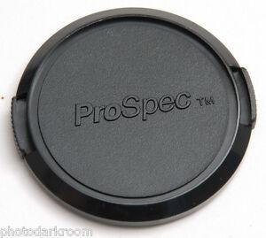 55mm Plastic Lens Cap - ProSpec - Snap-on - NEW Bulk Stock V592