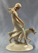 barsoi Pirkenhammer porzellan porzellanfigur figur borzoi windhund