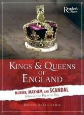 Kings and Queens of England-ExLibrary