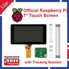 """Official Raspberry Pi 7"""" Inch Touch Screen Display For Raspberry Pi 3/2/ B+/A+"""