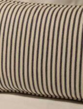 Náutica Nuevo diseño a rayas náuticas sensación de terciopelo suave Cubierta para Cojín con I 1-CPW