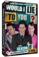 Would I lie To You Series 6 As seen on BBC1 [3 DVD]
