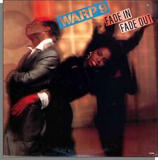 Warp 9 - Fade In Fade Out - New 1986 LP Record! Motown 6163ML