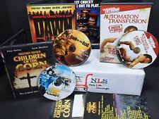 Automaton Transfusion, Dawn of the Dead,& Children of the Corn DVD Movies #MANDY