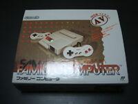New Famicom AV Console System Nintendo From Japan