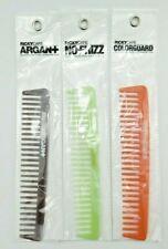 RickyCare Long Combs NO-Frizz / Argan+ / Colorguard *Triple Pack*