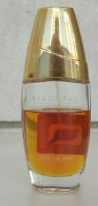 ESTEE LAUDER BEAUTIFUL EAU DE PARFUM 2.5 oz 75 ml SPRAY made in SWITZERLAND