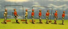 LEAD FIGURE - FOOTBALL / SOCCER TEAM *ULTRA RARE* RUSSELL 1920'S WITH PITCH