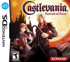 Castlevania: Portrait of Ruin (Nintendo DS, 2006)