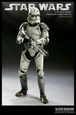 SIDESHOW 1/6 Star Wars 41st Elite Corps Clone Trooper Coruscant (NEW)