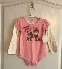 Koala Baby Girl Girls 1pc. Outfit / Top Sz 24m 24 Months Daddy's Little Girl