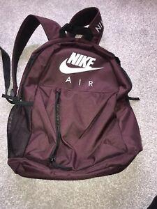 nike rucksack backpack