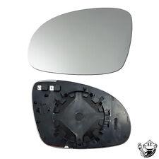 PASSENGER SIDE LEFT SIDE WING MIRROR GLASS HEATED FOR VW JETTA MK3 2005-2011