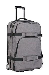 CHIEMSEE Premium Travelbag Trolley Reisetasche Tasche Melange Grau Neu