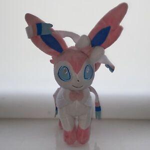 Rare Official Pokémon Sylveon Soft Plush Japanese Toy Teddy