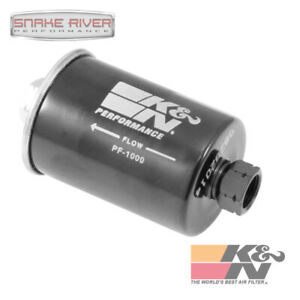 K&N Filters PF-1000 In-Line Gas Filter