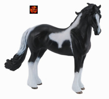 BAROCK PINTO STALLION - Horse Toy Model by CollectA 88438 *New with tag*