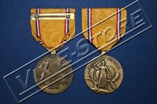 AMERICAN DEFENSE SERVICE MEDAL, Full Size, Issue Finish (REPRODUCTION) (1109)FP