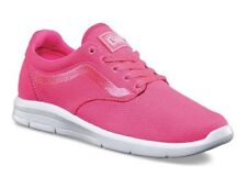 VANS Mens 5 Womens 6.5 ISO 1.5 Mesh Knockout Pink Running Athletic Sneakers Shoe